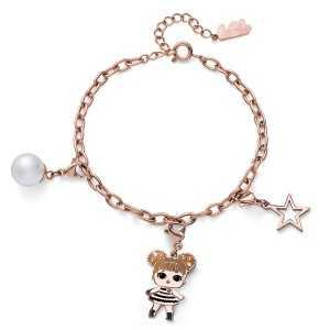 Bracelet Charm LOL Queenbee