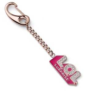 Key Ring LOL Logo