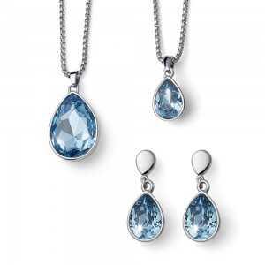 Aquamarine Set Necklaces...