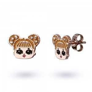 Pin Earring LOL Queenbee