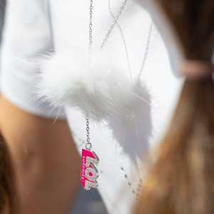 Pendant LOL Fur Logo