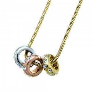 Chain Rings 3-tone