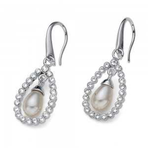 Earring Pearl Drop