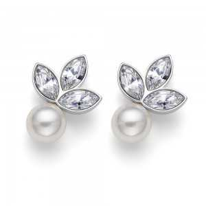Earring Touch Pearl