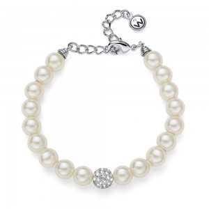 Bracelet Pearl Ball
