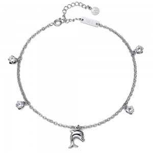 Anklet Dolphin