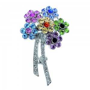 Brooch Flowers