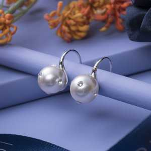 Earring Pearly